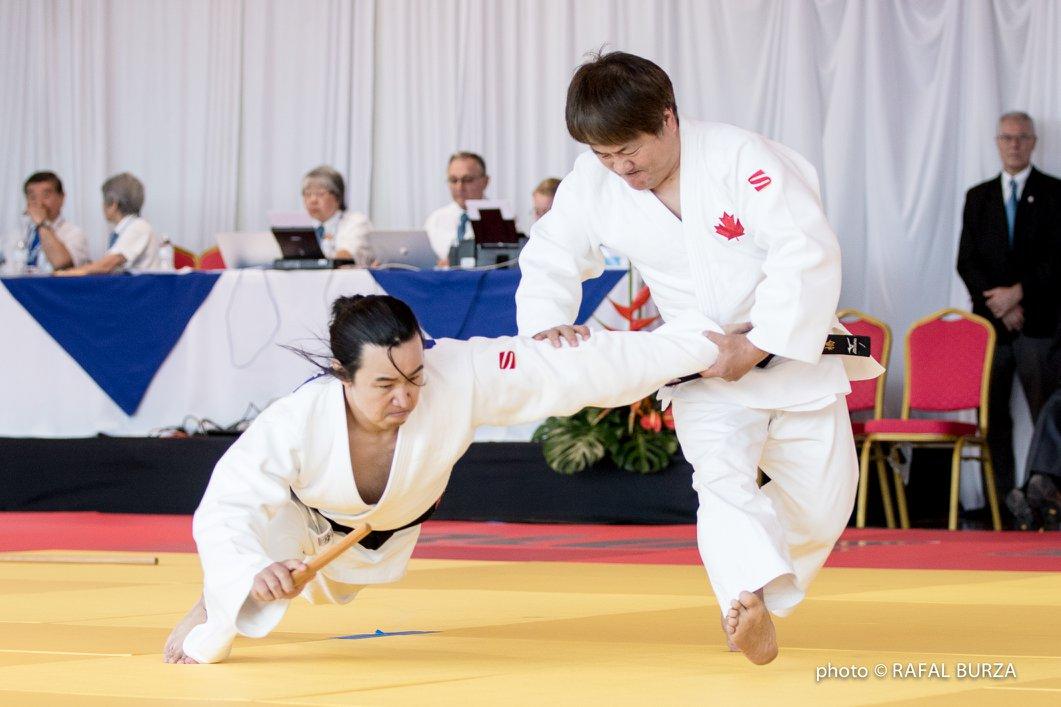 World Kata Judo Championship - Takahashi Dojo